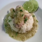 Braised Tomatillo Chicken