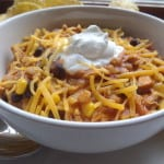 Chicken Barley Chili
