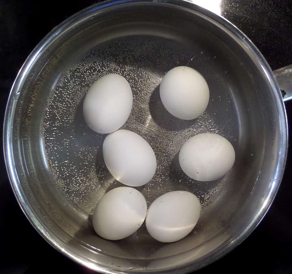 Perfectly cooked and peeled hard boiled eggs an egg experiment hard boiled eggs ccuart Images