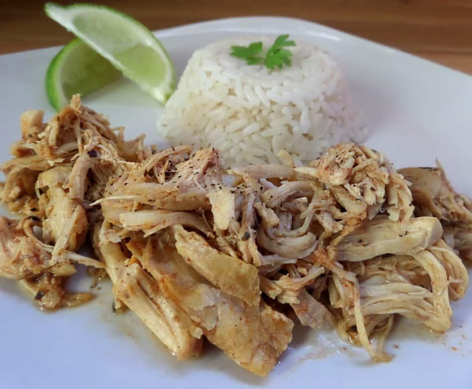Tender Juicy Chicken Breasts Sazon Mexican
