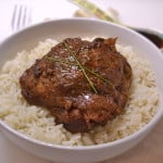 Filipino Chicken Adobo - craftycookingmama.com