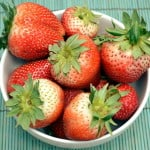 How to sweeten under ripe or sour strawberries - Macerated strawberries - craftycookingmama.com