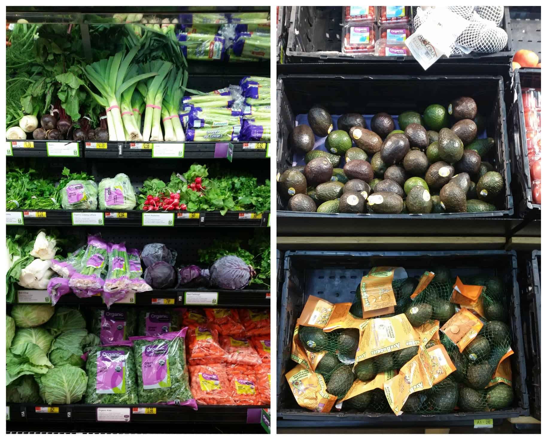 Walmart Produce | #yesyoucan