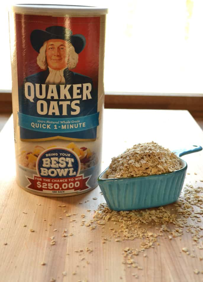 #BringYourBestBowl | Quick 1 Minutes Quaker Oats | #Target | www.craftycookingmama.com