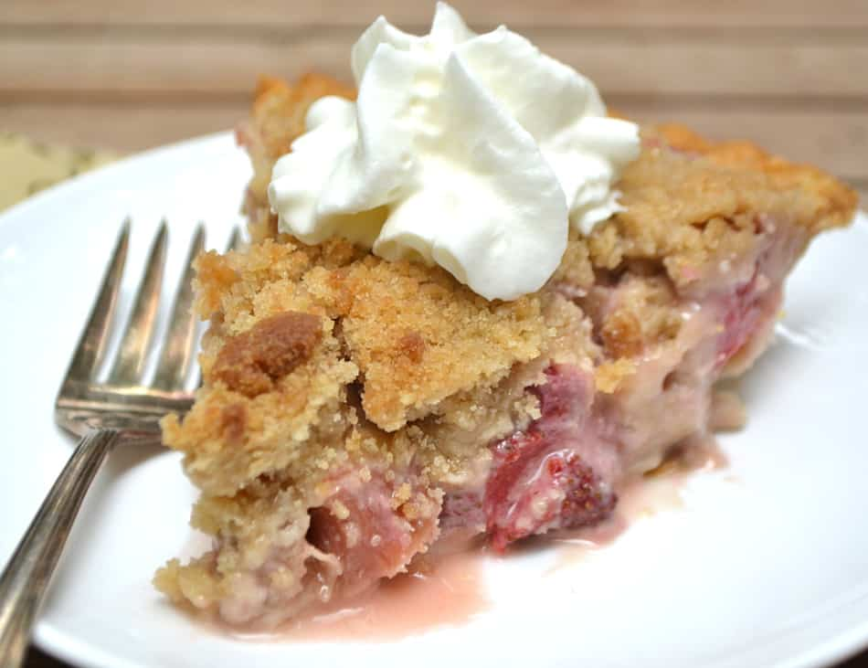 diabetic rhubarb pie