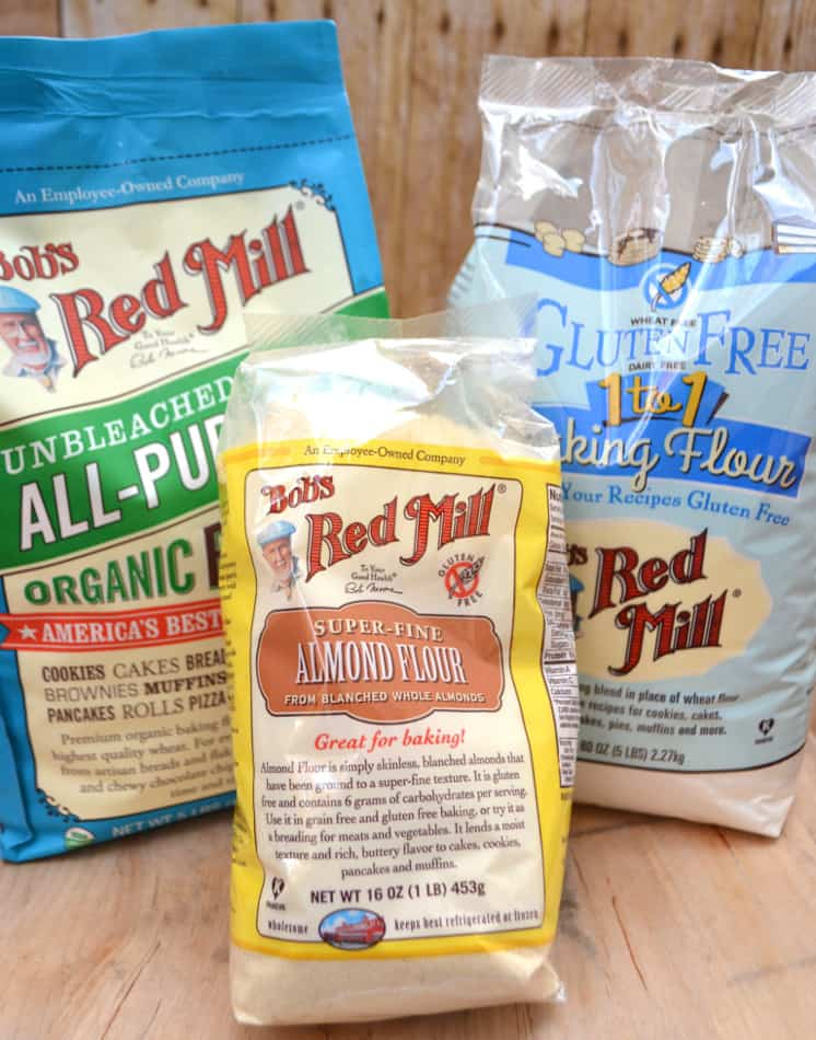 Bob's Red Mill Flours | www.craftycookingmama.com