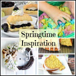 Springtime Roundup | www.craftycookingmama.com