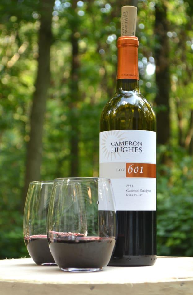 Cameron Hughes Cabernet Sauvignon | www.craftycookingmama.com