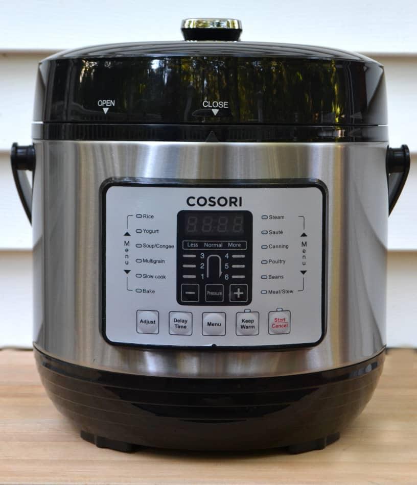 COSORI Pressure Cooker | www.craftycookingmama.com