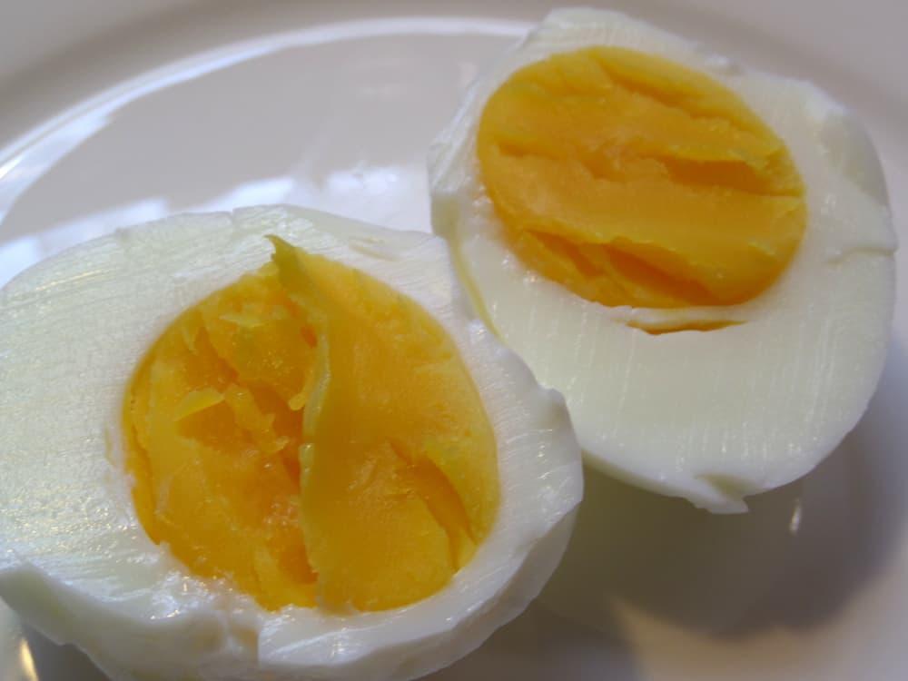 Unpeelable Hard Boiled Eggs