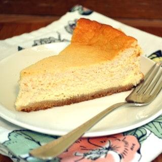 Käsekuchen - German Quark Cheesecake - craftycookingmama.com