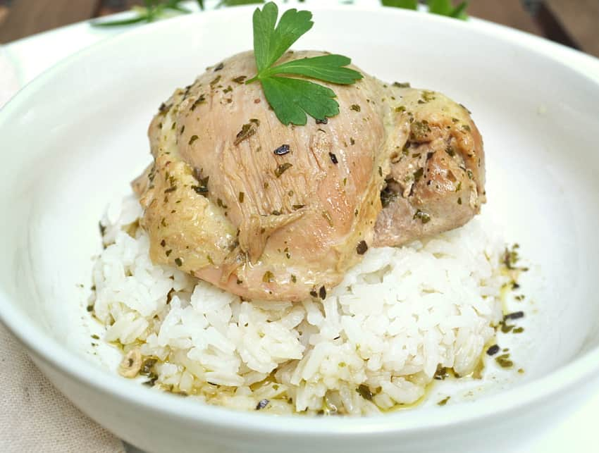 Bay Chicken | 8 Bay Leaf Chicken | Bold & Exotic Flavor Made with Basic On Hand Ingredients | Simple & Quick | craftycookingmama.com