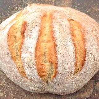No Knead Bread | Artisan Bread | Simple & Perfect Crusty Bread | www.craftycookingmama.com
