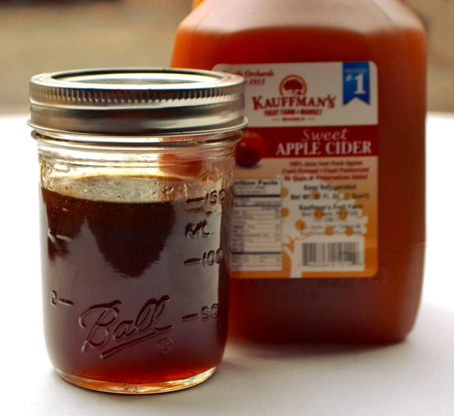 DIY Homemade Easy to Make Breakfast Pancake Syrup | Apple Pancake Waffle Syrup | www.craftycookingmama.com