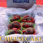 Cheesecake Truffles | Philadephia Cream Cheese Truffles | No Bake Cheesecake Truffles | Easy Candy & Truffle Making | www.craftycookingmama.com | #NaturallyCheesy