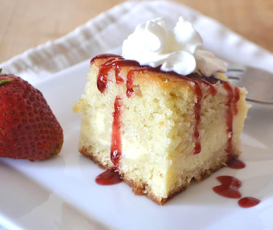 Cake Recipe With Ricotta Cheese