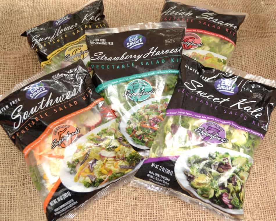 Eat Smart Gourmet Salad Kits
