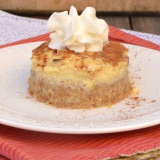 Grape-Nuts® Custard Pudding | www.craftycookingmama.com