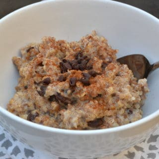 Grape-Nuts® and Quick Oats Recipe | www.craftycookingmama.com