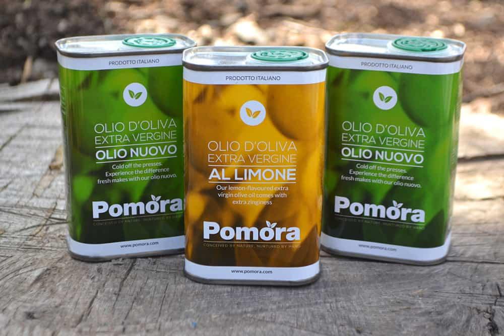 Pomoro Olive Oil | www.craftycookingmama.com