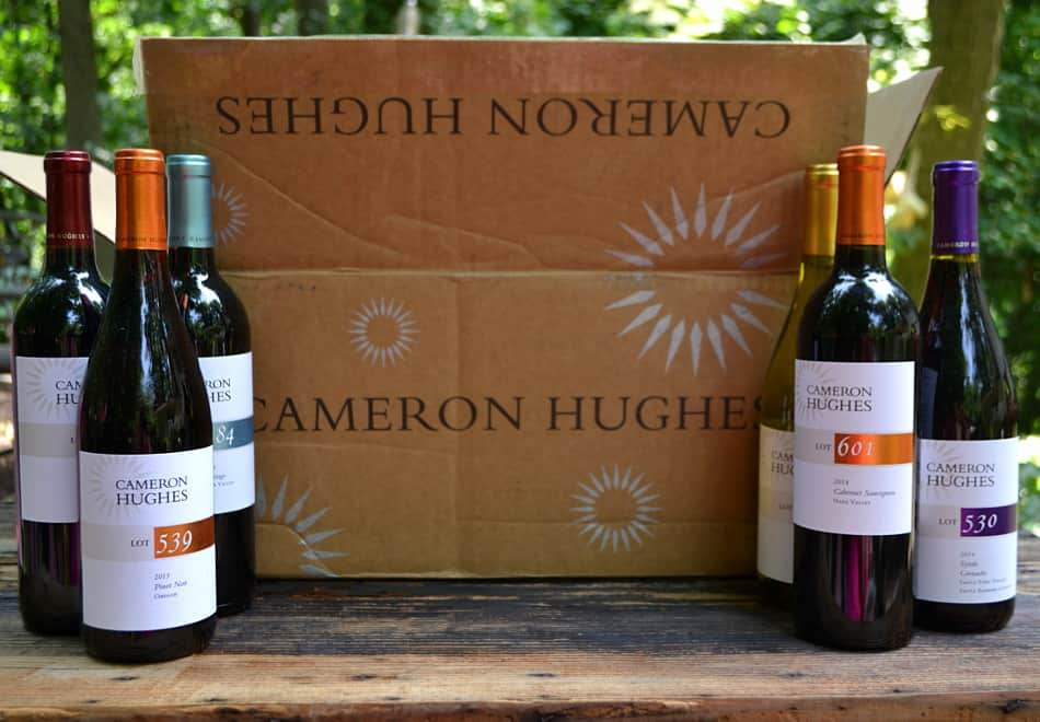Cameron Hughes Wine | www.craftycookingmama.com