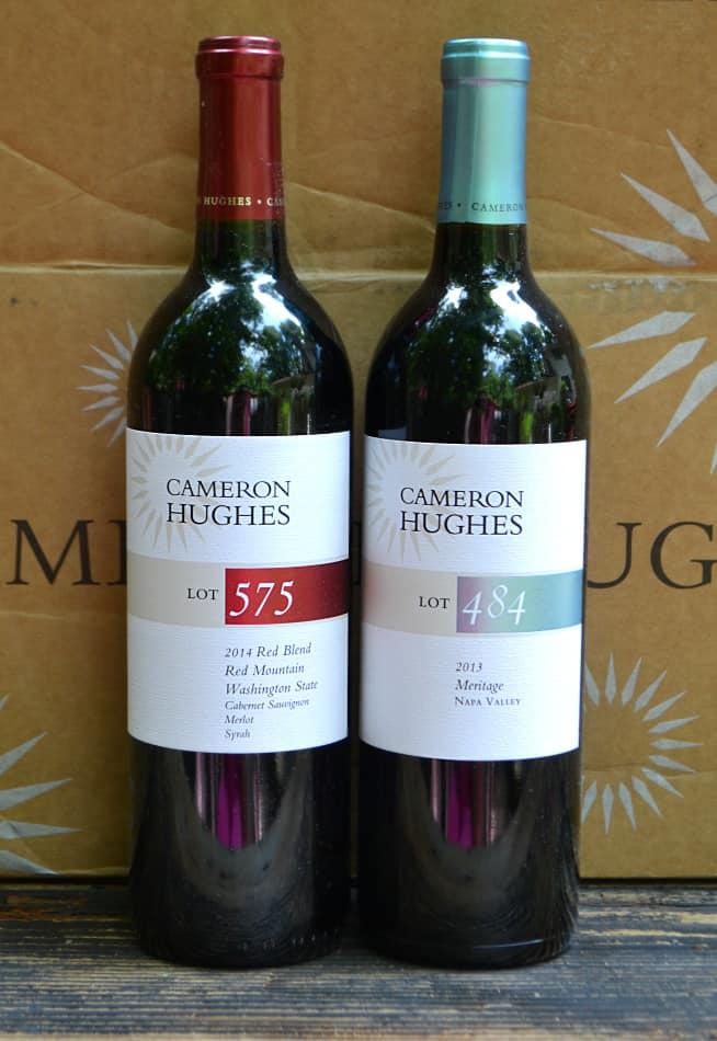 Cameron Hughes Wines | www.craftycookingmama.com