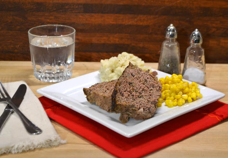 Meal Prep Meatloaf | www.craftycookingmama.com