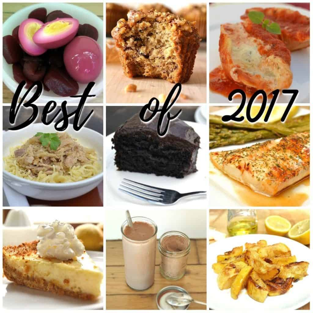 Crafty Cooking Mama - Best Recipes of 2017 | www.craftycookingmama.com