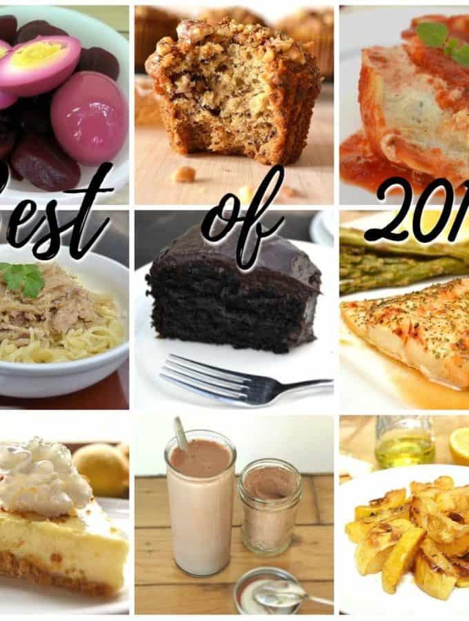 Crafty Cooking Mama - Best Recipes of 2017 | www.craftycookingmama.com