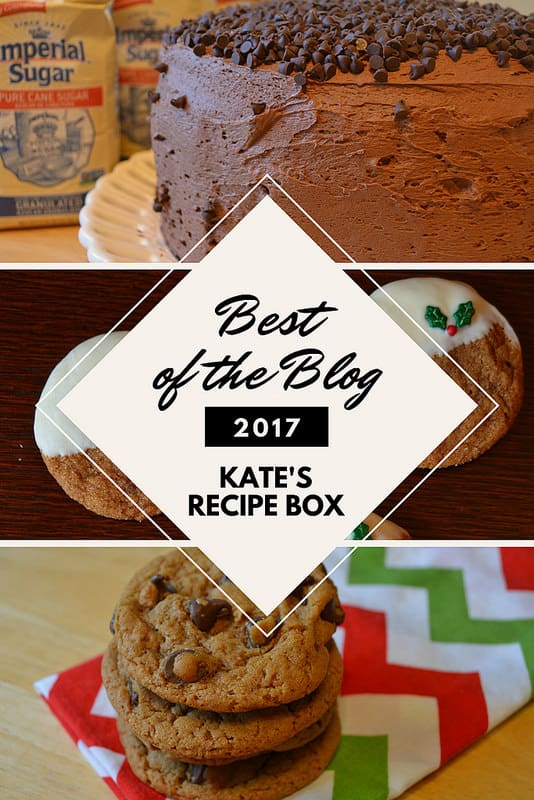 Kate's Recipe Box - Best of 2017 | www.katerecipebox.com