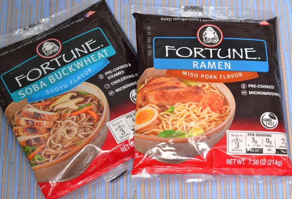 JSL Foods | Fortune Ramen Noodles