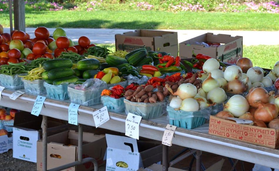 Lancaster County Pennsylvania Roadside Farm & Produce Stand | www.craftycookingmama.com