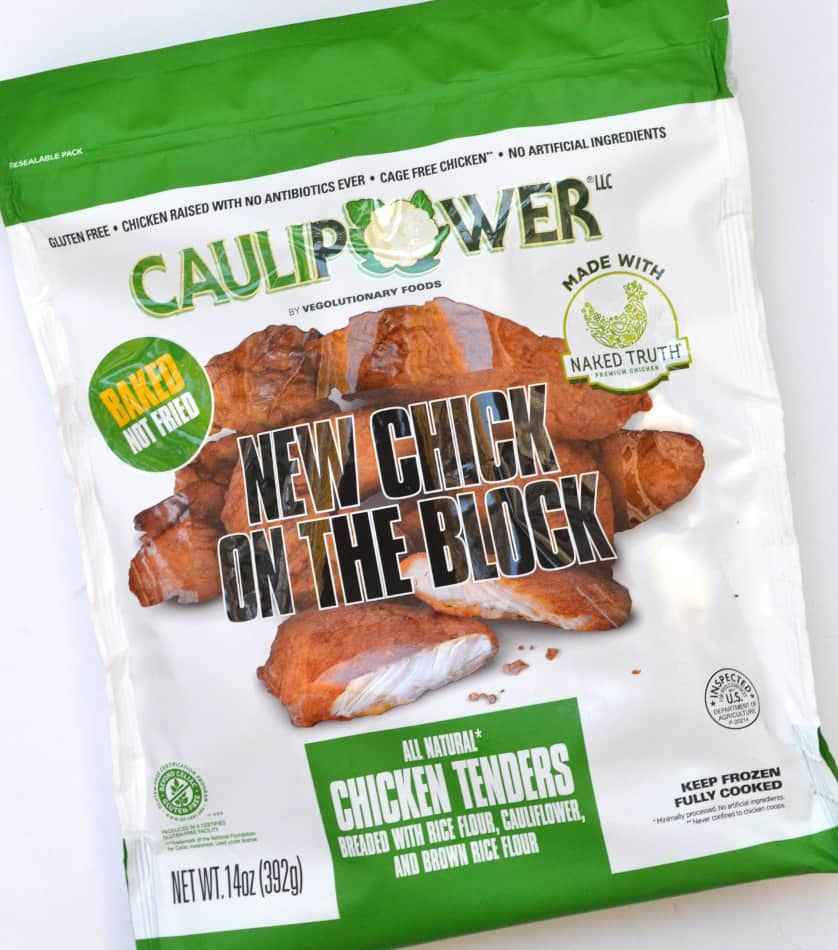 CAULIPOWER Chicken Tenders