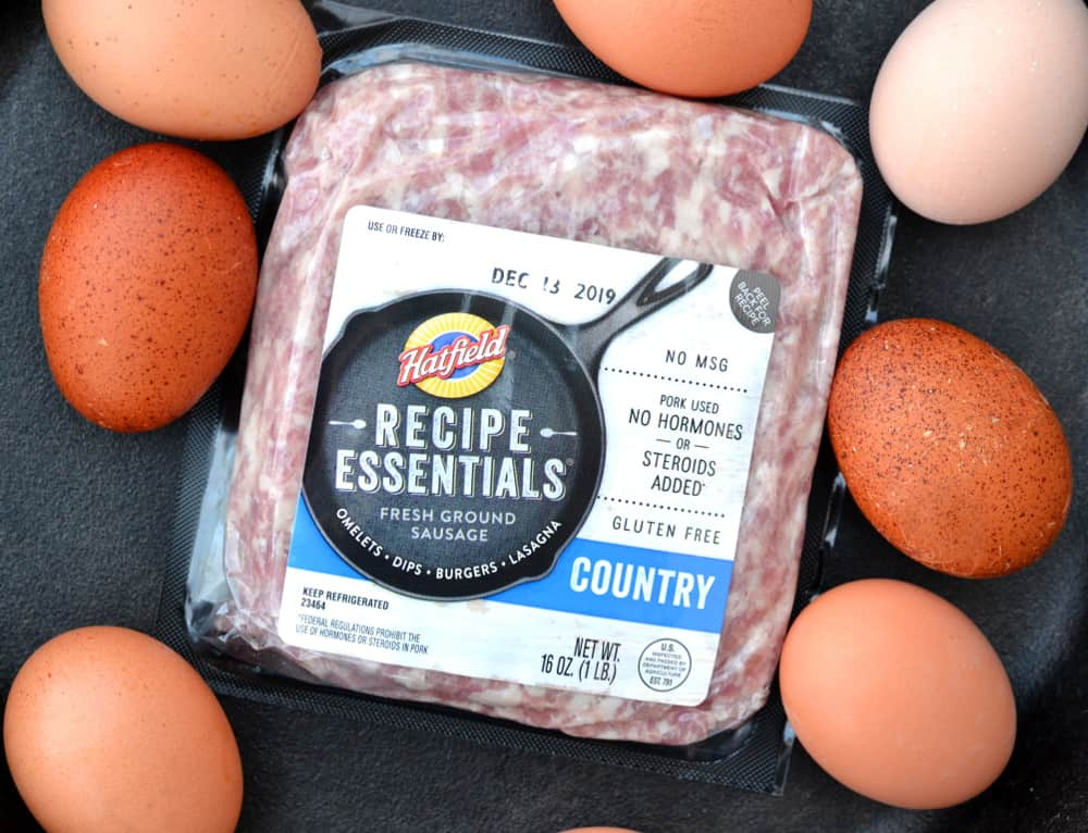 Hatfield® Recipe Essentials Country Sausage