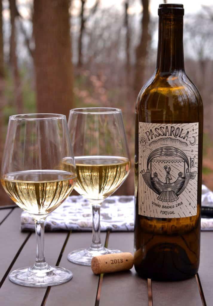 2018 Passarola White Blend from Winc Winery
