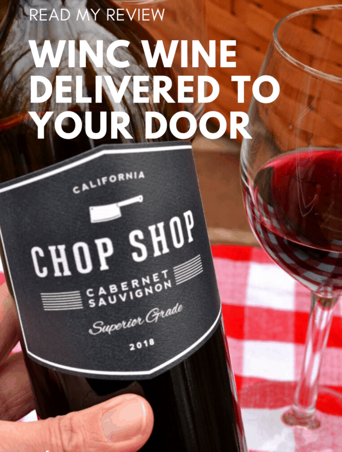 Chop Shop Red Wine