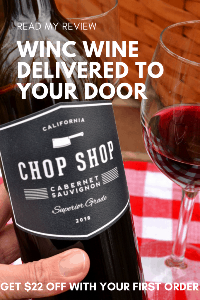 Chop Shop Red Wine