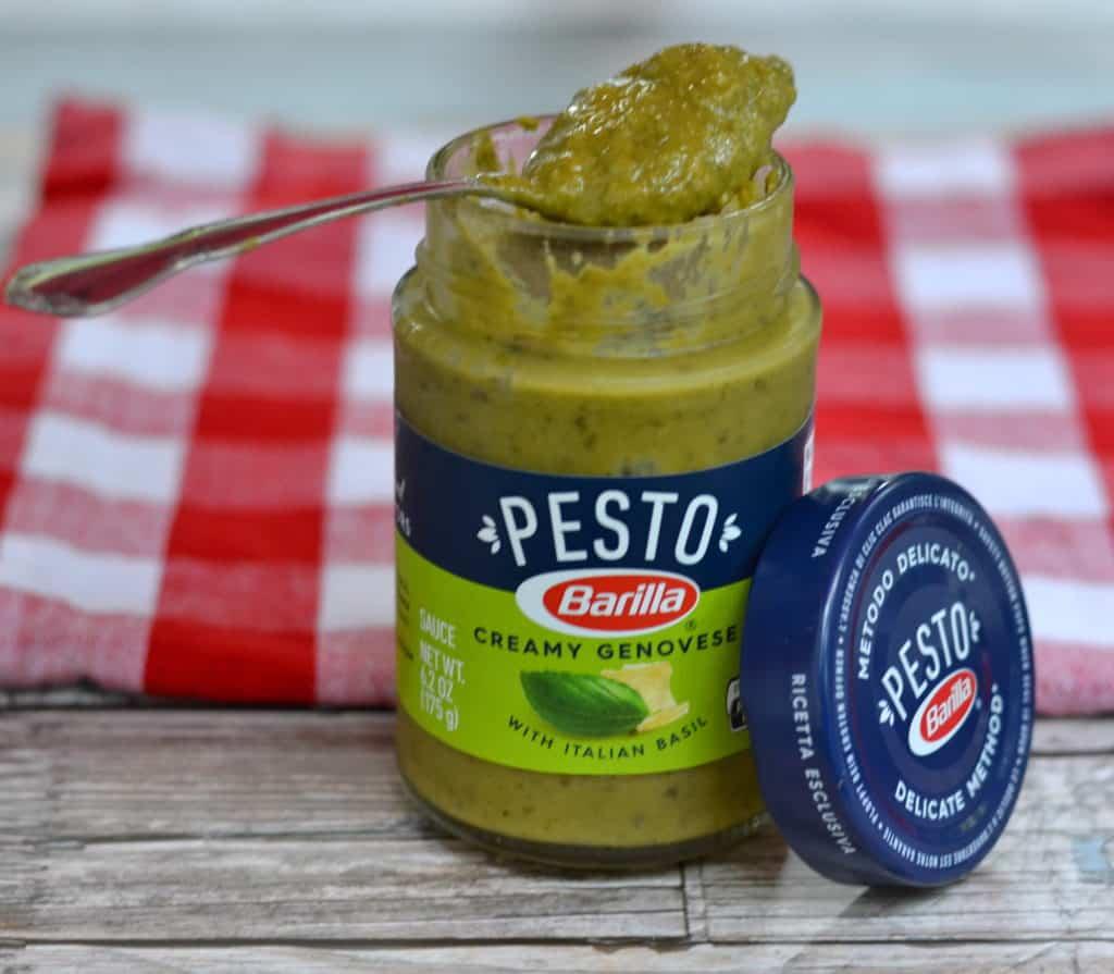 Barilla Jarred Pesto